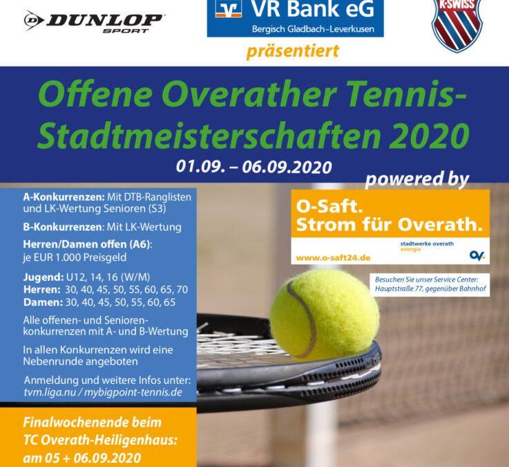 Offene Overather Tennismeisterschaften