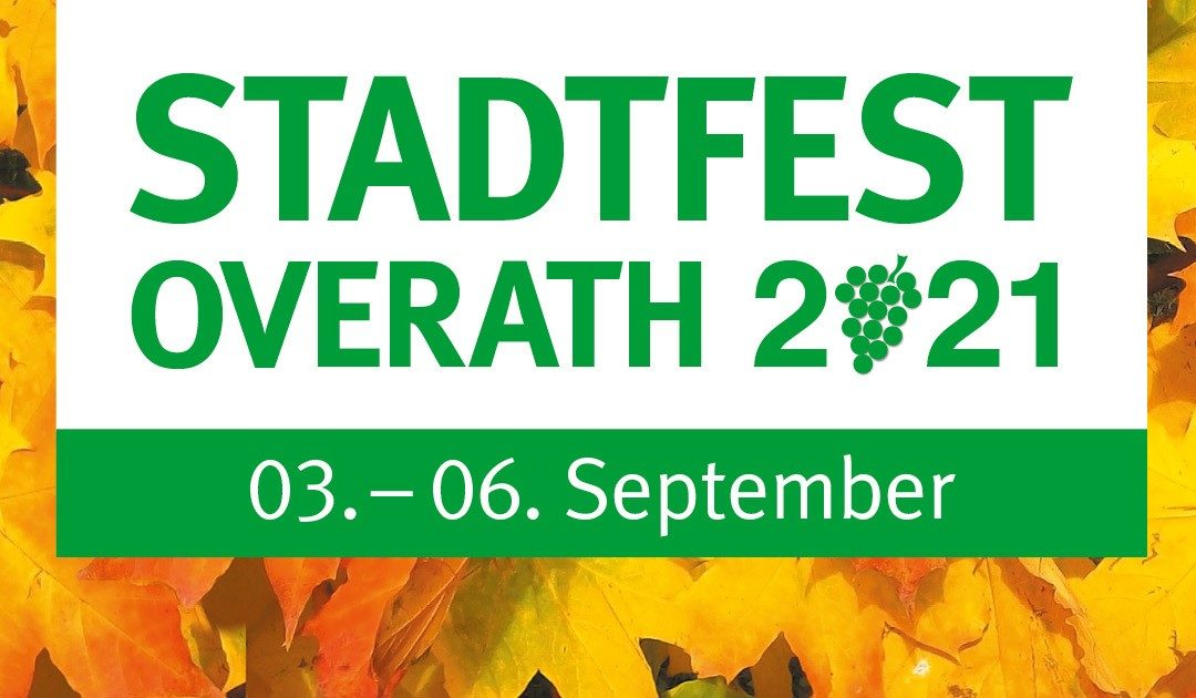 Overather Stadtfest 2021